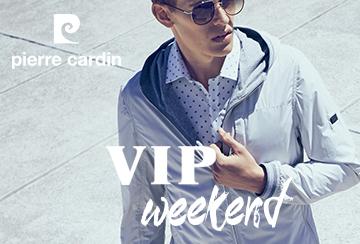 31 мая 2018 Vip Weekend в Pierre Cardin