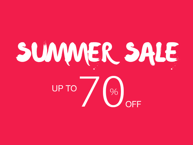 11 июля 2019 Summer Sale!