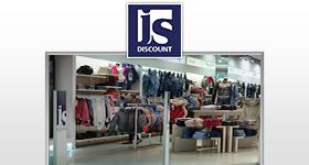 магазин JSDiscount