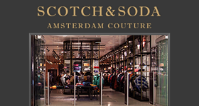 магазин Scotch Soda