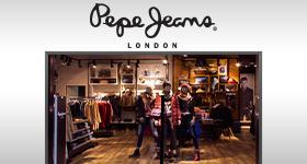 магазин Pepe Jeans