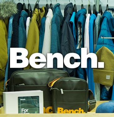Подробнее о бренде Bench.