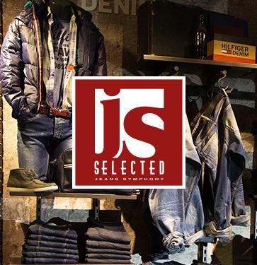 Сеть магазинов  JS Selected