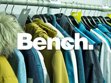 Открыть магазин одежды Bench.