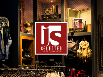 Открыть магазин одежды JS Selected