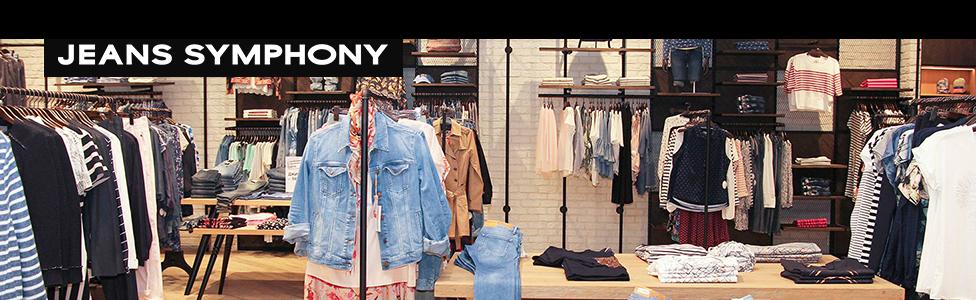 Магазин Jeans Symphony
