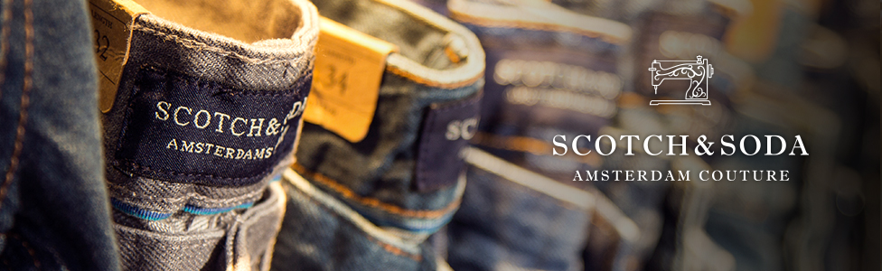 Франшиза Scotch Soda